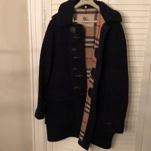 Burberry Jackets & Coats - Men's Burberry wool duffle coat